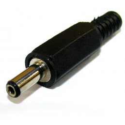 Штекер DC/1.4*3.4mm х 9.5mm
