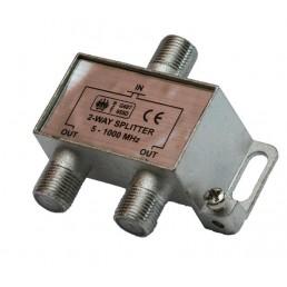 Сплітер 1/2 BZT 655DHQ  5-1000 MHz (конденсатор)