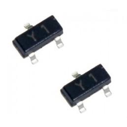 Транзистор SS8050L (Y1) (40V*1.5A*0.3W) SOT-23 N-P-N