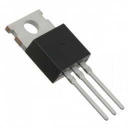 Транзистор STP6NK60Z (600V*6A*1.2 Ohm) (TO-220) N-channel