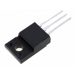 Транзистор MOSFET STF9NK90Z