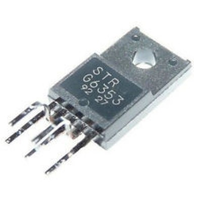 Мікросхема STRG6353 (TO-220F)