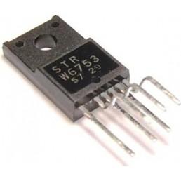 Мікросхема STRW6753 (TO220F-6)