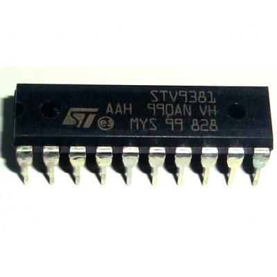 Мікросхема STV9381 (DIP-20)