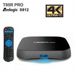 SMART TV BOX T95R PRO  S912 2G/8G Android 7.1
