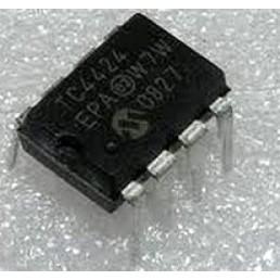 Мікросхема TC4424CPA (DIP8)