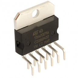 Мікросхема TDA2009A