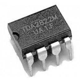 Мікросхема TDA2822M (DIP-8)