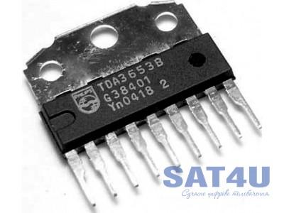 Мікросхема TDA3653B