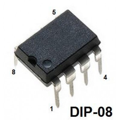Мікросхема TDA4605-15 (DIP-8)