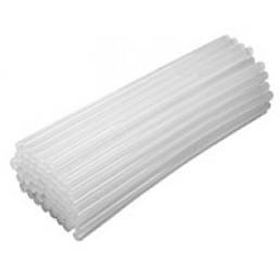 Термоклей молочно-білий (7мм) L-200mm