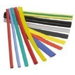 Термоусадочна трубка  3,5/1,75 W-1-H кольорова (1м.)