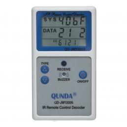 Тестер для перевірки пультів та визн.кодів  QD-JMY2005 QVANDA