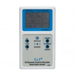 Тестер для перевірки пультів та визн.кодів  XY-JMY2010