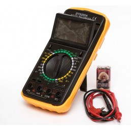 Цифровий мультиметр DT-9205A