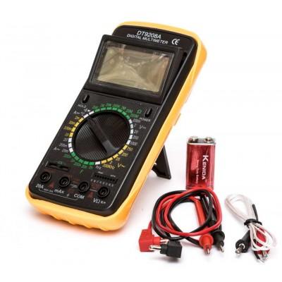 Цифровий мультиметр DT-9208A