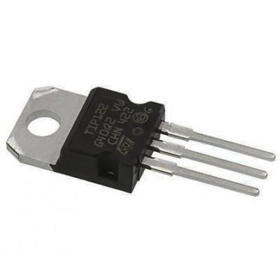 TIP122 (100V*5A*65W) (TO-220) n-p-n