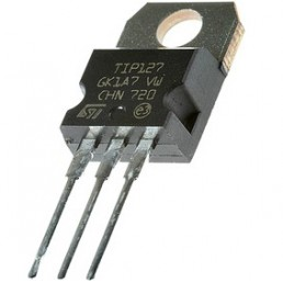 TIP127 (100V*5A*65W) (TO-220) p-n-p