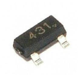 Мікросхема TL431 (SOT-23)