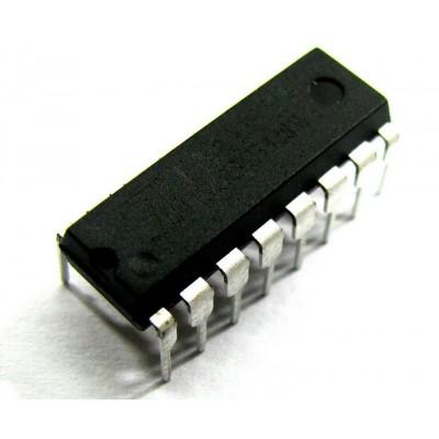 Мікросхема TM1651 (DIP16)