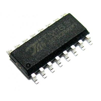 Мікросхема TM1651 (SOP16)
