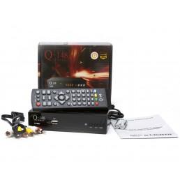Тюнер DVB-T2 Q-SAT Q148 HD  FTA