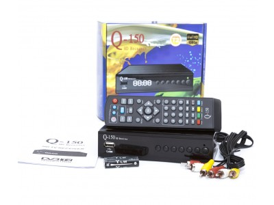 Тюнер DVB-T2 Q-SAT Q150 HD  FTA