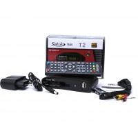 Тюнер DVB-T2 SATCOM T505 HD  FTA