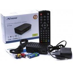 Тюнер DVB-T2 STRONG SRT-8203 HD