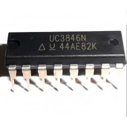 Мікросхема UC3846N (DIP-16)