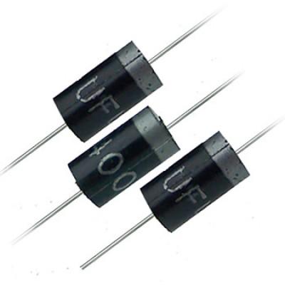 Ультра швидкий Діод UF4007 ( 1A, 1000V )