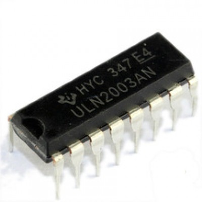 Мікросхема ULN2003 (DIP-16)