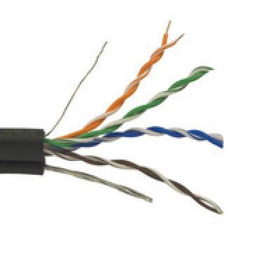 Вита пара UTP5 Vector з ТРОСОМ (0.515CCA)