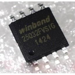 W25Q32FVS (25Q32BVS) IC SPI 32MBIT 8SOIC