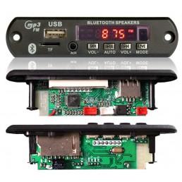 Модулятор авто Bluetooth ,USB,MP3 , WMA