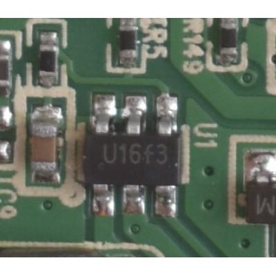 DC DC перетворювач HM1549 || XT1208 (SOT23-6)